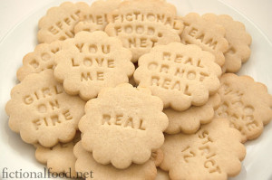 """call these """"Sweethearts"""" instead, named after Haymitch's pet ..."""