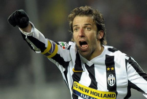 Is Alessandro del Piero the best Italian striker?