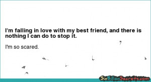 Im in love with my best friend???!?