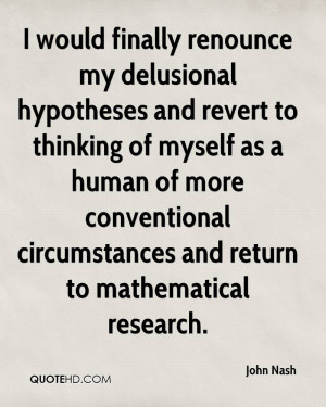 John Nash Quotes | QuoteHD