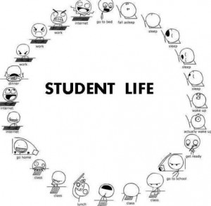 student life! greek quotes