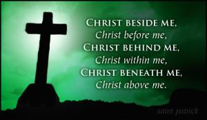 Saint Patrick Quote Ecard