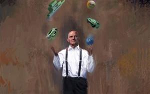 2011 Man of the Year: Ferdinand Piech