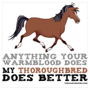 thoroughbred quotes