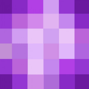 ... , the word purple has a history as rich as the images it evokes