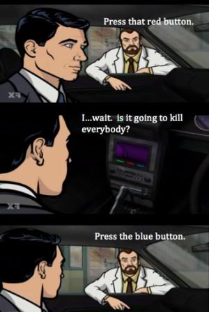 Archer Krieger Meme