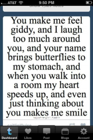 you make my heart smile quotes