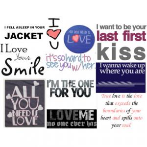 Photos of Love Sayings