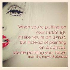 burlesque quote more burlesque movie quotes burlesque quotes favorite ...