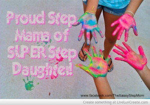 blessed with 2 super step daughters!!