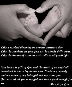 Mother Love Daughter Poem | Quotespictures.
