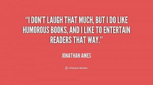 Jonathan Ames