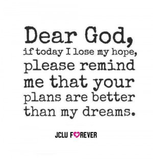 Daily reminder from God.....