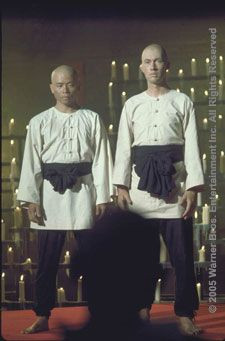 ... (Kwai Chang Caine) in one of the episode of Kung Fu TV serie. More