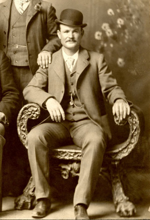 Edwardian Street Fashion and Victorian Outlaw Style - Butch Cassidy ...