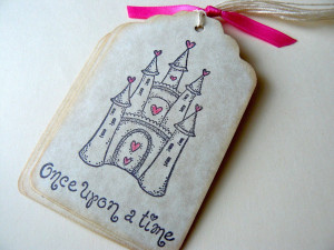 ... www.etsy.com/listing/91360935/once-upon-a-time-gift-tags-fairy-tale