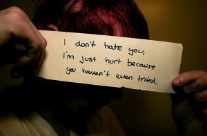 im hurt tumblr quotes