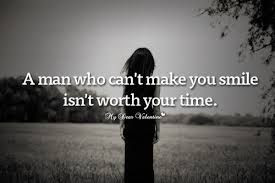 if he makes you smile quotes -
