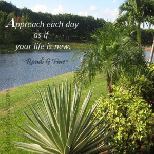 back yard picture quote