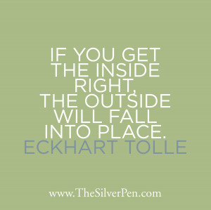 The Power Of Now - Eckhart Tolle Quotes