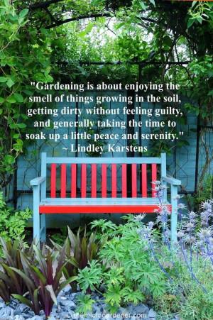 great garden quote!