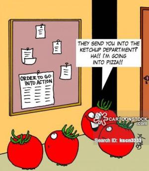tomato sauce cartoons, tomato sauce cartoon, funny, tomato sauce ...