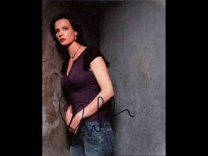 rachel griffiths enceinte six feet under TV