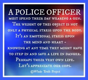 Law Enforcement!