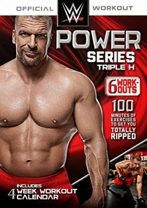 DVD Review - WWE Power Series:Triple H