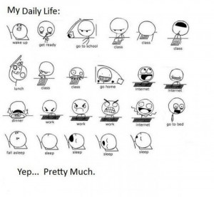 daily life, funny, lol, so true, true