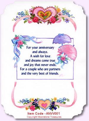 anniversary verse anvv001 anniversary verse anvv002 anniversary verse ...