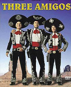 Three Amigos Quotes and Sound Clips
