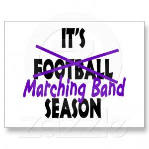 Marching Band Season!