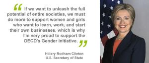 OECD Forum 2012: Gender