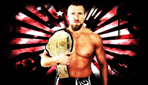 WWE Superstar Daniel Bryan Wallpaper