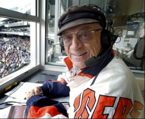 Remembering Ernie Harwell With Quotes
