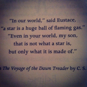 In Our World Said Eustance A Star Is A Huge Ball Of Flaming Gas - Book ...