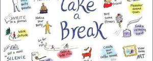 Smart Quotes – 50 Ways To Take A Break