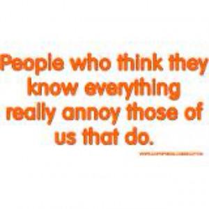 So annoying... ;)