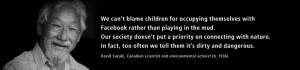 David Suzuki Quotes