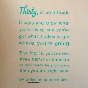 Inspirational Quotes 30th Birthday 64 - pictures, photos, images