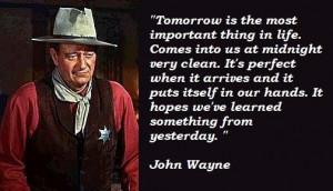 John wayne famous quotes 1
