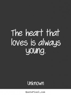 Young at Heart Quotes