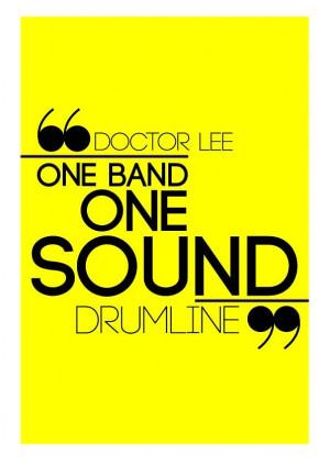 Drumline Quotes