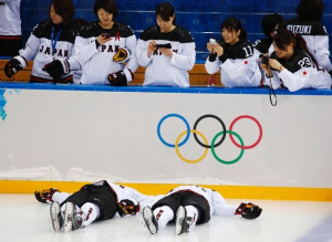 Japan's Olympic women's hockey team is absolutely adorable