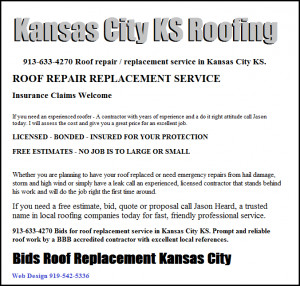 ... or replacement prices/quotes on your home in Kansas City, KS