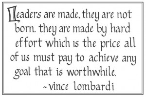 """... that is worthwhile."""" - Vince Lombardi http://sm.make-the-shift.com"""