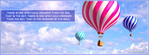 Quote Facebook Covers Sky Profile