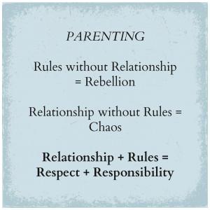 Being A Parent Means Quotes Authoritative parents have