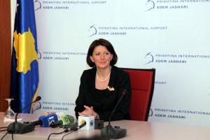 kosovo president atifete jahjaga who was elected will atifete jahjaga ...